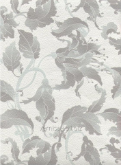 Paper wall-paper 757-01, gray