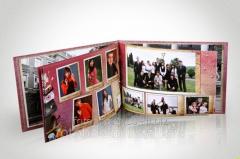 Printing photobook 15 x 20 (paperback and