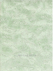 Paper wall-paper 759-06, green
