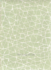 Paper wall-paper 760-06, green