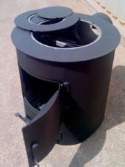 Furnace Goryan's potbelly stove