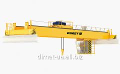 Dimet bridge crane electric double-girder