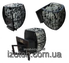 Wood Kamenka furnace Rock 15