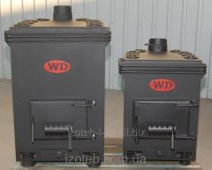 Печь газогенераторного типа Булерьян 15 с вертикальными конвекционными трубами Вертикал