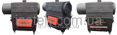 The heat gun (heatgenerator) on solid TG-50 fuel