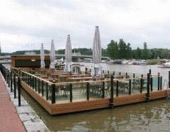 FLOATING KONSTRUKTSII:PLAVUCHY swimming baths
