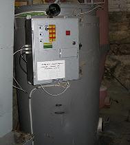 Котел паровой (промышленный парогенератор) на