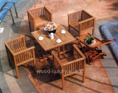 Set of furniture of Natali