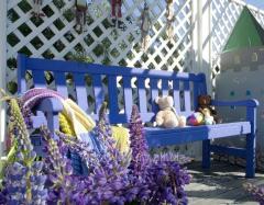 Bench garden Breeze