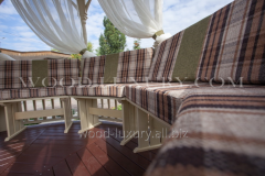 Covers on chairs Wood Luxury