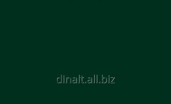 Paint nadglazurny for ceramics dark green 550