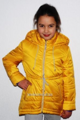 CD jacket 1602 of stylish mustard color