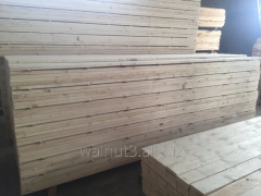Pine decking matreial and dimension material KD