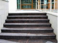 Лестницы из мрамора, лестницы из гранита, лестницы