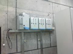 Шкаф управления электрообогревом