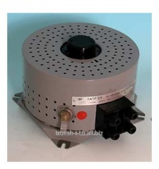 LATR autotransformer (laboratory autotransformer)