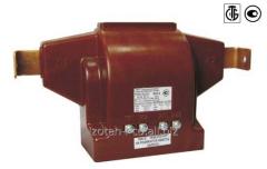 Проходной трансформатор тока ТПЛУ-10
