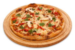 Eko Pizz's mix