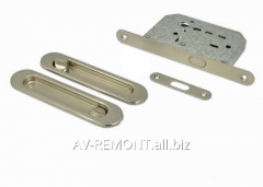 SIBA Handles cockleshells for sliding doors with
