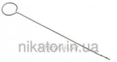 Зонд хирургический с навивкой, 120х1 мм