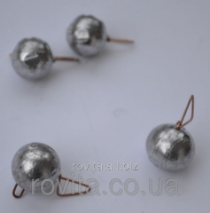 Cargo Olive Fishing Sinkers cargo