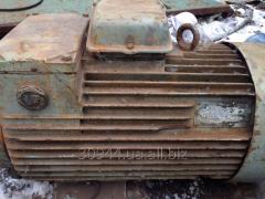 Электродвигатели на кран РДК-25 (250) SMH 160 M4