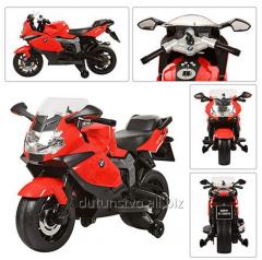 Мотоцикл Артикул: Z283-3, мотор 30W, аккум 6V/7AH,