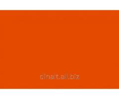 Paint nadglazurny for ceramics red-orange 724