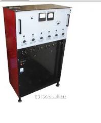 Установка УЗМ6-20-24ЭС, зарядная шестипостовая