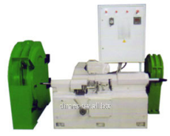 Double Chamber machine abrasive wheels for testing