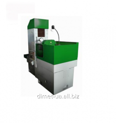 Surface grinding machine with horizontal spindle