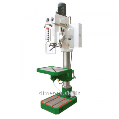 Vertically boring machine 2L125