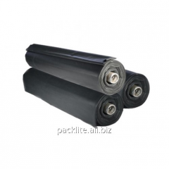Film of PE 1,5m (sleeve) BLACK
