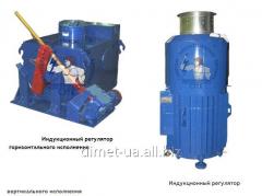 Induction voltage regulators produce Tomsk plant