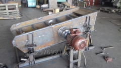 Vibrating sieves, equipment for production of