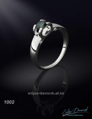 Ring 1002/1 sapphires