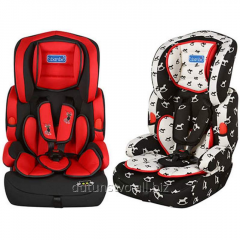 Article number: 2704 M car seat, baby, 2 species