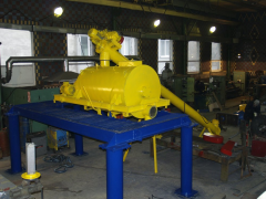 Concrete mixers, equipment for dry mixes, Ukraine