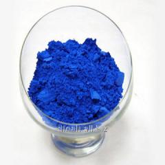 Paint subglaze Blue cobalt 3