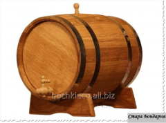 Oak Barrel 30 liters of spirits