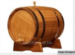 Oak Barrel 30 liters of spirits