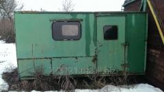 Будка ГАЗ 53