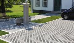 Lawn Grid pavers + marker (Zatrávňovacia dlažba)