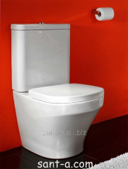 AM-PM Inspire toilet bowl compact universal