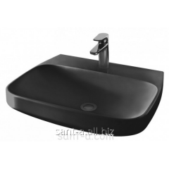 Ceramic sink black AM-PM Inspire (C504321BL)