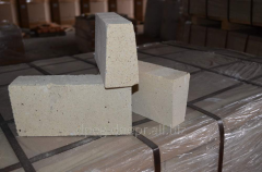 Brick fire-resistant ShA-1 48, 3,6 of kg of GOST