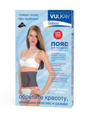 Belt for weight loss of vulkan fashion