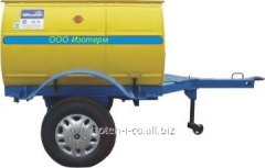 Mobile pump unit (motor-pump) AND-100