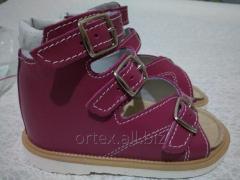 Children's orthopedic Spring sandals