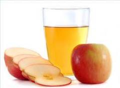 Соки яблочные неосветленные концентрированные